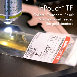 InPouch TF Bovine