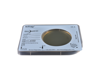 InTray® COLOREX™ MRSA - Prepared Plated Culture Media for Methicillin Resistant Staphylococcus aureus